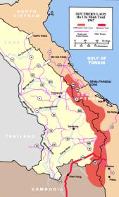 Ho Trail map