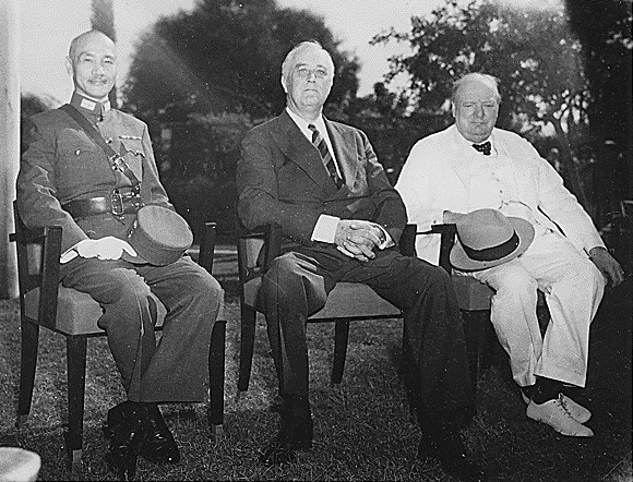cairo_conference 1943