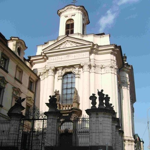 Church of Sts. Cyril and Methodius, Resslova St