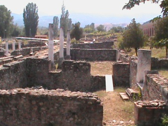 Heraclea ruins 1