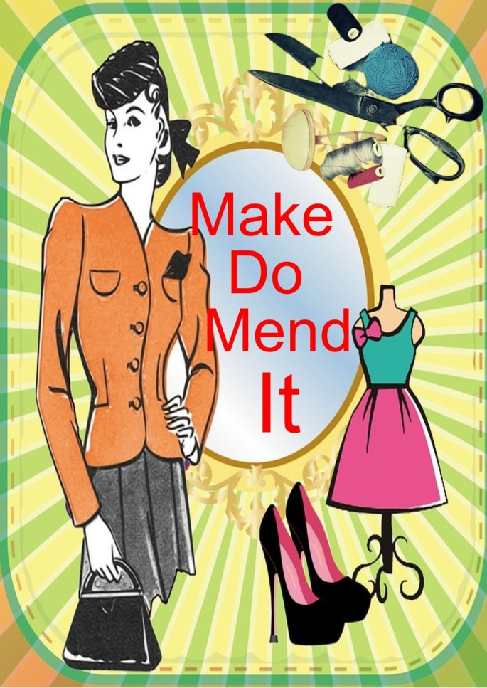 Make do mand it poster