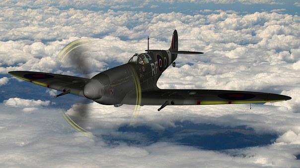 spitfire-1475495__340